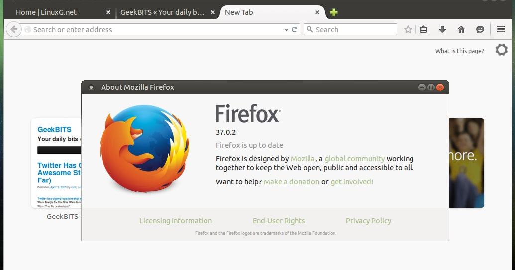 Como instalar Firefox en Linux - HackingYouPC