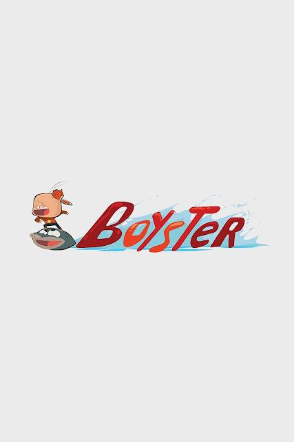 Cậu bé hầu - Boyster (2014)