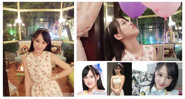 snh48 cheng wenlu
