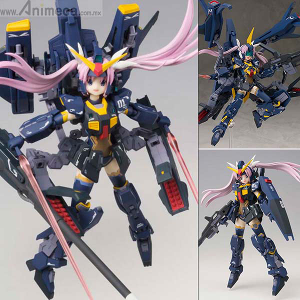 Figura Armor Girls Project MS Girl Mk-II Titans Colors Mobile Suit Zeta Gundam BANDAI