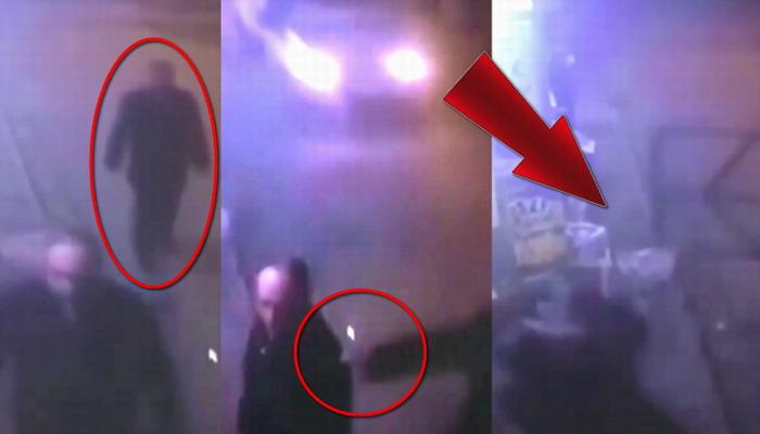 Un hombre extraño y misterioso salva la vida a un hombre en Turquía ¿un Angel?