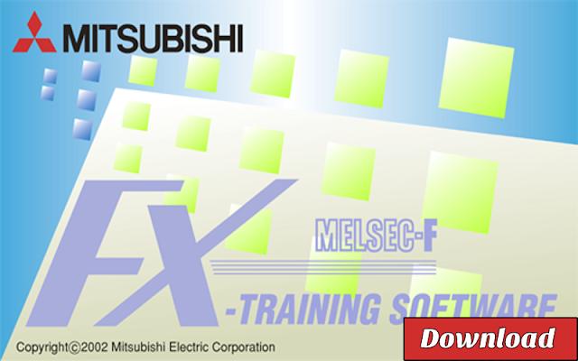 Download Mitsubishi FX-Series PLC Trainer Gratis & Halal | Softwares PLC