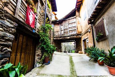 Visitar Pueblo Robledillo de Gata, Cáceres, Plasencia, Extremadura