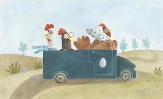 Resultado de imagen de las gallinas ponedoras cecilia varela