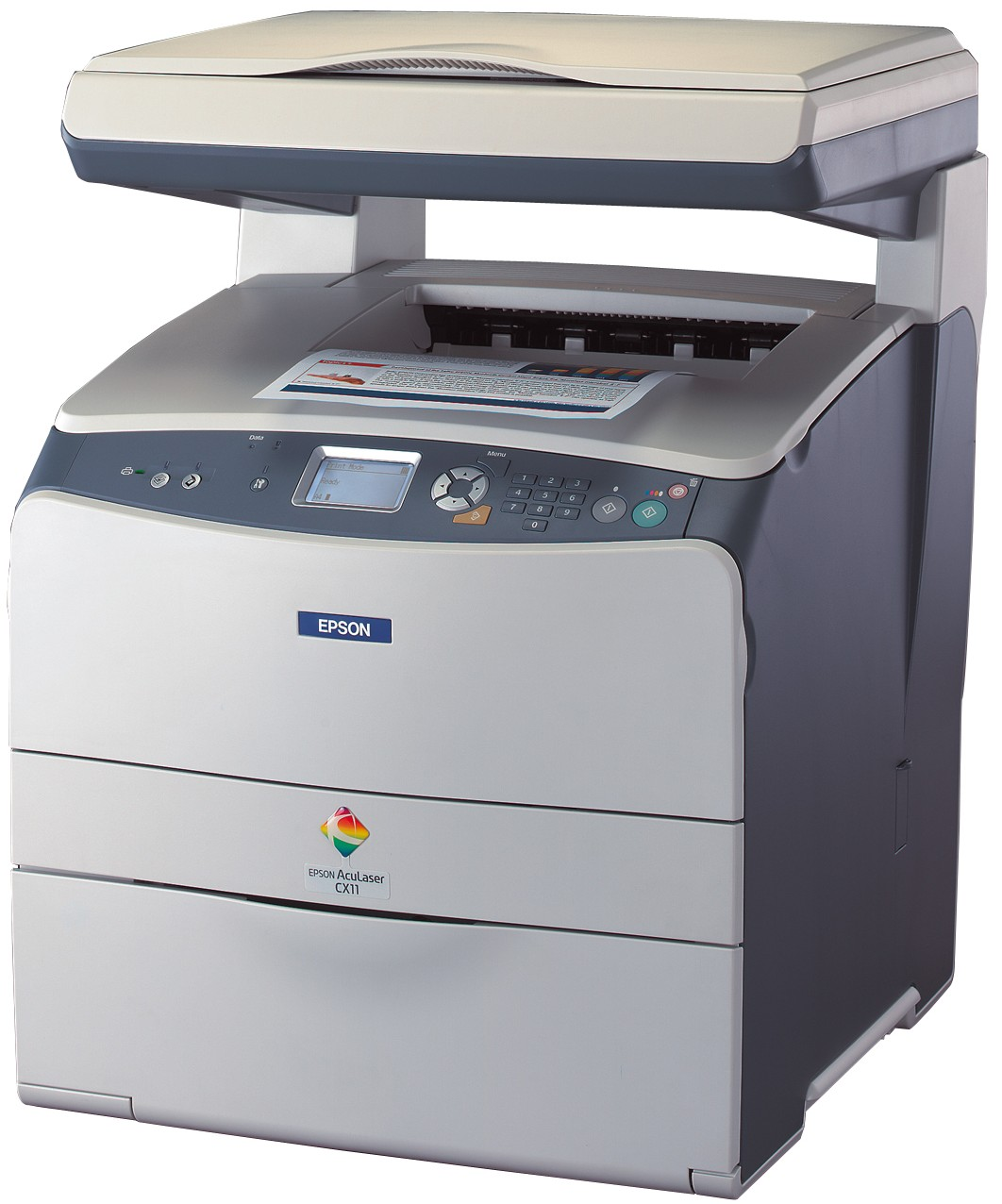 Epson AcuLaser CX11N Driver Software Download