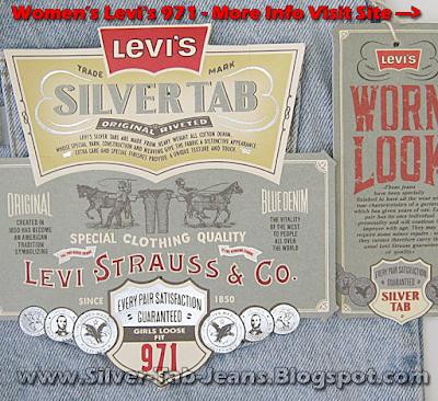 Women's Vintage 90's Blue Levis 971 Jeans - Size 10 - 32L