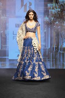 Disha Patani at Lakme Fashion Week 2017
