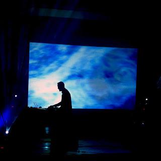 Ulrich Schnauss live @ Electronic Circus 2016 / photo S. Mazars