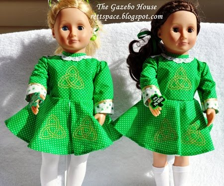 Outfits for my Granddaughter's Dolls
