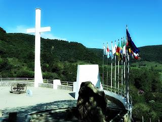 Monumento ao Imigrante Italiano - Silveira Martins (RS)