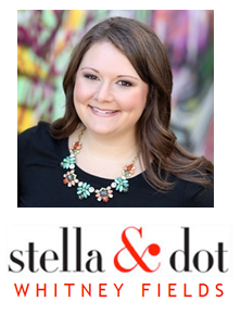 Whitney Fields, Stella & Dot Associate Director, Stylist and Founding Leader