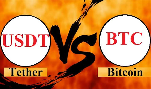 btc vs usdt