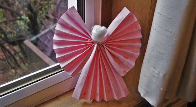 DIY Christmas Angel
