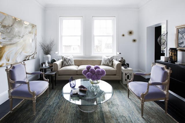 LIVING WITH LAVENDER - THIS OR THAT