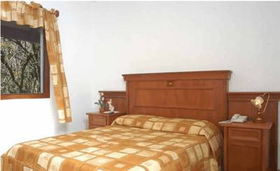 Quarto Hotel Estrelas da Serra