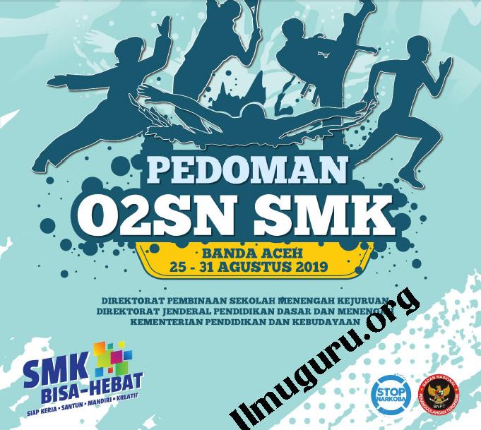 Juknis O2SN SMK