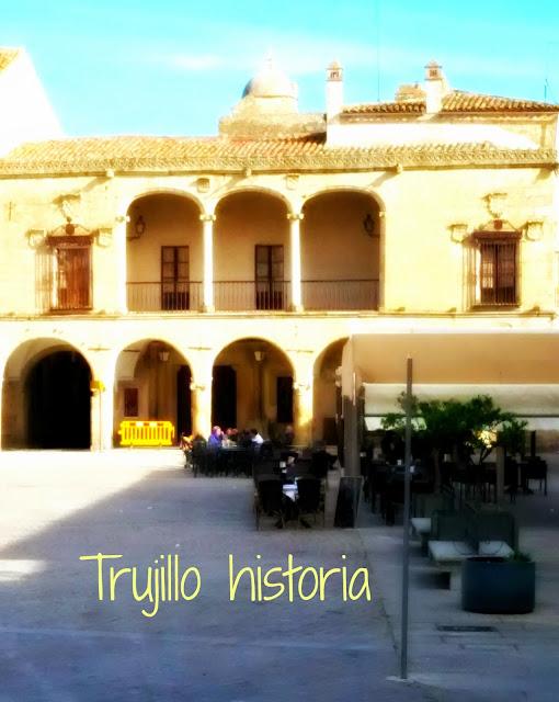 Escapada Extremadura Trujillo Viajar