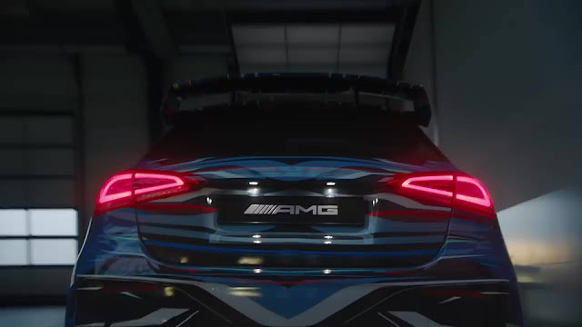 Mercedes A45 AMG 2020