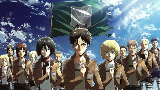 Shingeki no Kyojin Ataque dos Titãs Attack on Titan