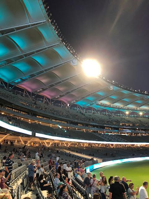 Perth Stadium Open Day