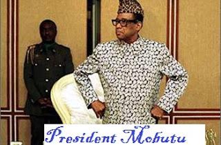 President Mobutu