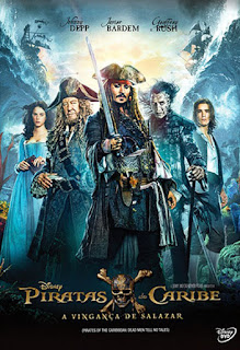 Piratas do Caribe 5: A Vingança de Salazar - BDRip Dual Áudio