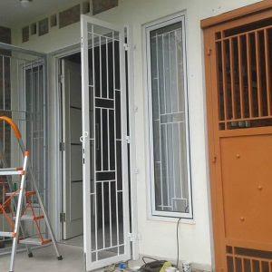 10 Model Terbaru Teralis pintu Minimalis Inspiratip Rumah Masa Kini 1