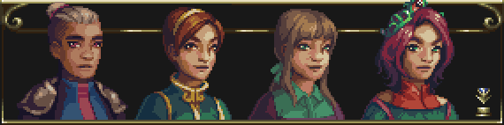 Timespinner - Characters