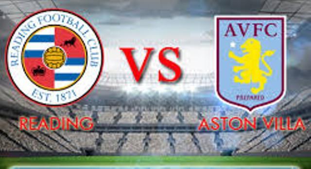 Prediksi Reading vs Aston Villa