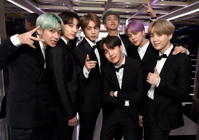BTS Wins Best Fan Army at the 2019 iHeartRadio Music Awards