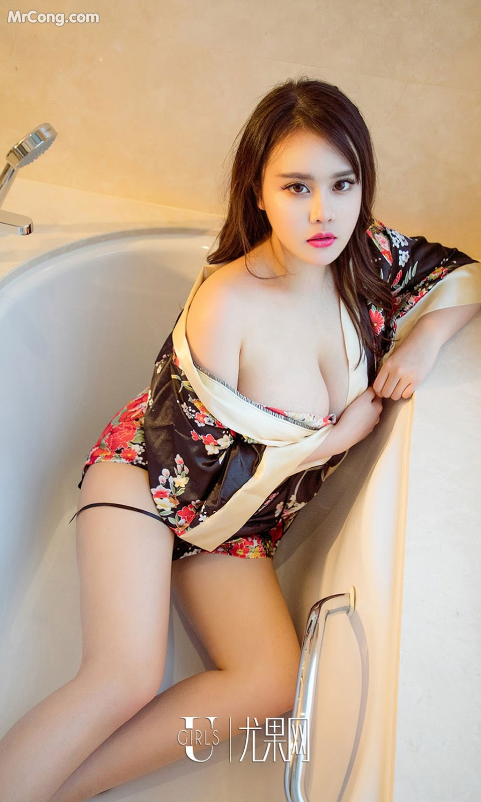 Image UGIRLS-Ai-You-Wu-App-No.1092-Yang-Xuan-Er-MrCong.com-010 in post UGIRLS – Ai You Wu App No.1092: Người mẫu Yang Xuan Er (杨宣儿) (35 ảnh)