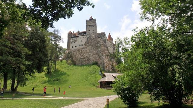 Transylwania, zamek Draculi