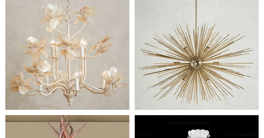 Seasons of Chandeliers | AD