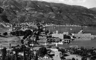 Ανεξιχνίαστη έκρηξη στον Αργοσαρωνικό το 1947.