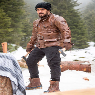 Salman Khan Action HD Picture In Tiger Zinda Hai 2017
