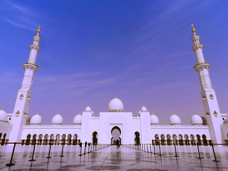 Mosque Shooting Wikipedia: 10 White Mosques In The World