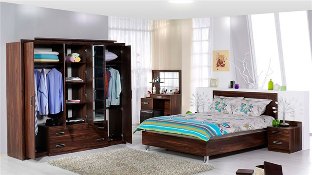 En g zel mobilyalar stikbal yatak odas delta serisi for Mobilya yatak odasi