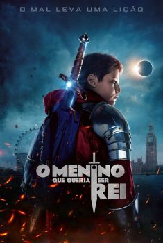 O Menino que Queria Ser Rei Torrent – BluRay 720p/1080p/4K Dual Áudio