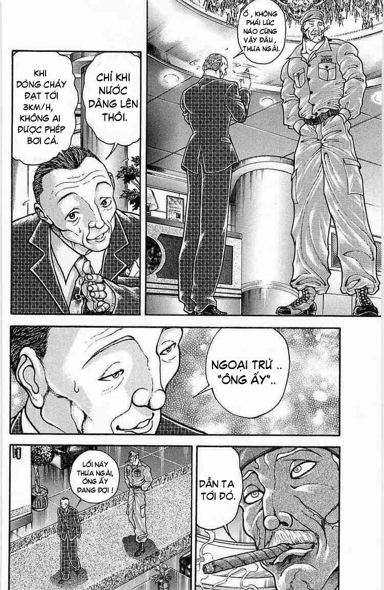 Baki - Son of Ogre chap 15 - Trang 10