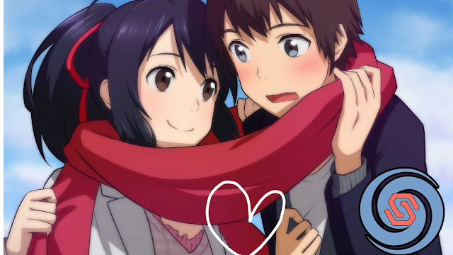 Boy Girl Sketch Wallpaper Top 5 Romance Anime Movies You Must Watch Otakusama