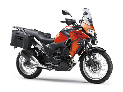 Harga Motor Kawasaki Versys X 250 dan Spesifikasi Lengkap 2018