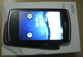 jual acer liquid z110 duo 2nd