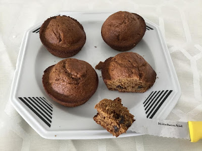 gluten free muffins www.realfoodblogger.com