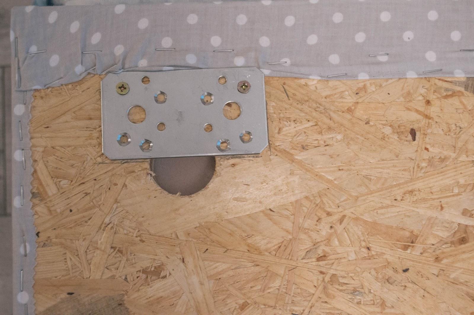 Amozelampeczke Jak Zrobić Tapicerowany Zagłówek Do łóżka