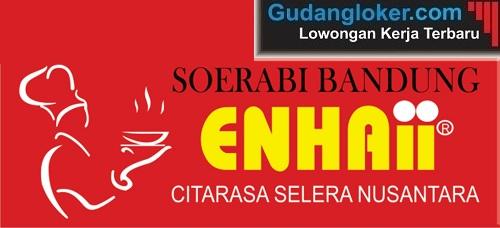 """Lowongan Kerja Soerabi Bandung """"Enhaii"""" Citarasa Selera Nusantara"""