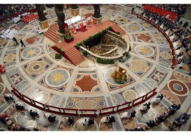 Chiêm ngưỡng Đền Thờ Thánh Phêrô tại Vatican