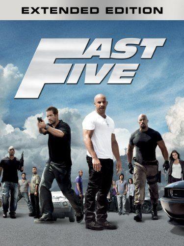 Fast & Furious 5 (2011) [Latino – Ingles] [4K-HEVC]