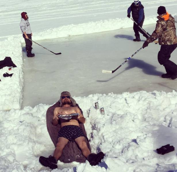 23 Things That Can Happen Only In Canada.