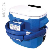 Polar Active Cold Therapy System with 15 Quart Cooler