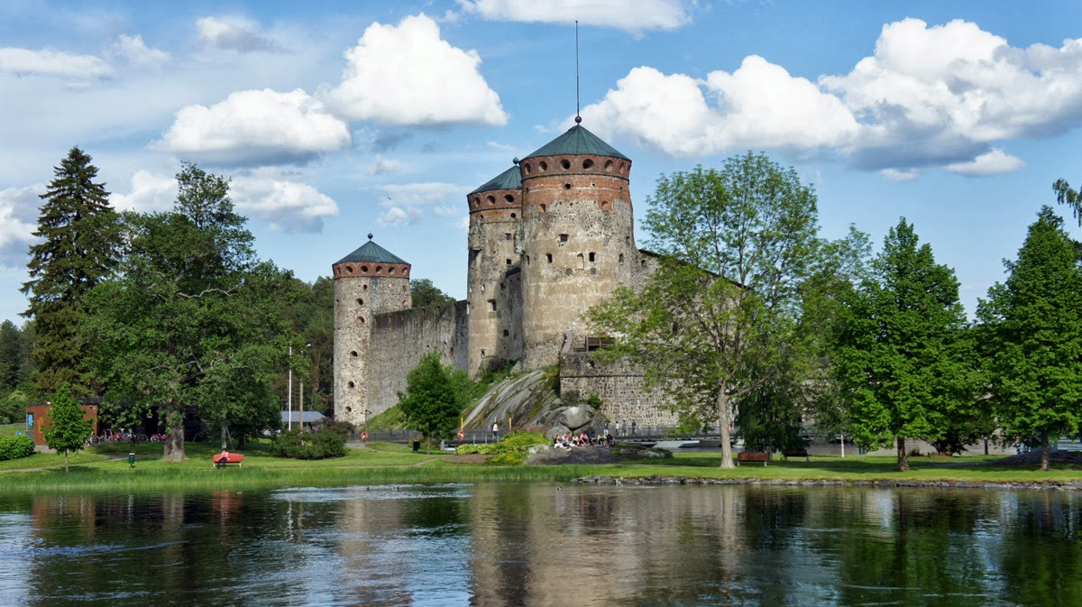 Finland's Olavinlinna Castle History: The Ghost Story